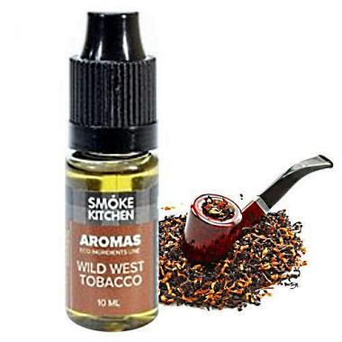 Wild West Tobacco (Табак с дикого Запада)-AROMAS