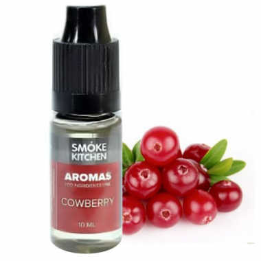 Cowberry (Брусника)-AROMAS (Smoke Kitchen)  (2) (1)