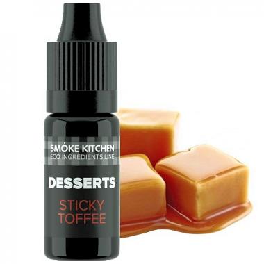 Sticky Toffe (Сливочная тянучка) -DESSERTS