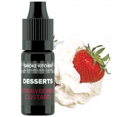 Strawberry Custard (Клубничный крем) -DESSERTS