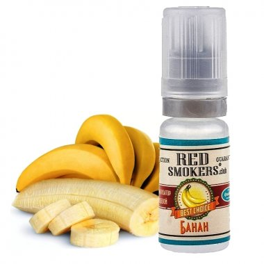 Банан -Ароматизатор Red Smokers