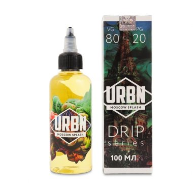 URBN -Moscow Splash 100мл