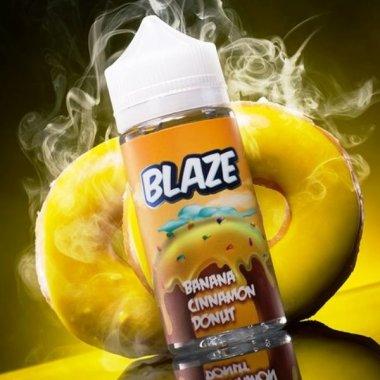 BLAZE-Banana Cinnamon Donut