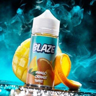 BLAZE-Mango Orange Twist